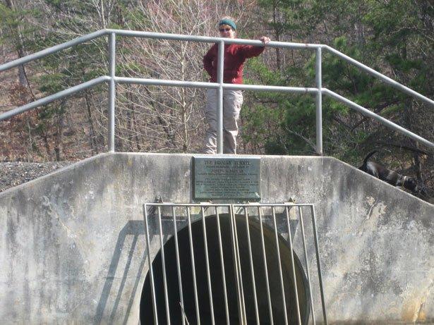 The Brogan Tunnel