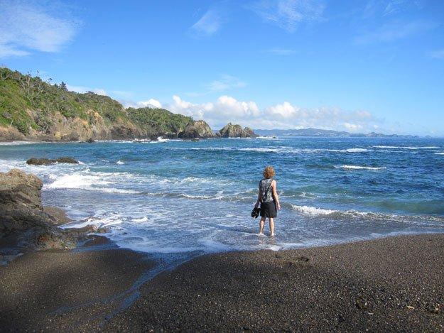 Matapouri walk