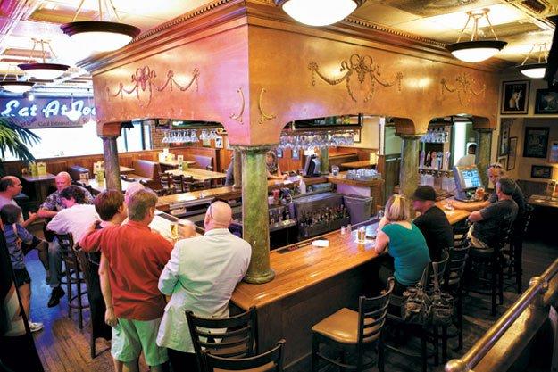 Macado's in downtown Roanoke