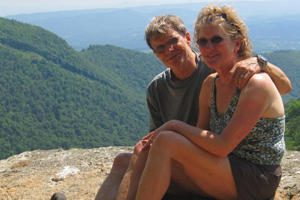 Kurt and Gail Rheinheimer