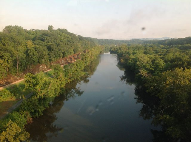James River Amtrak