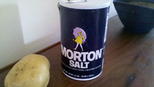 Salt and Potato