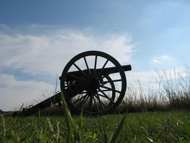 Refurbished Cannon