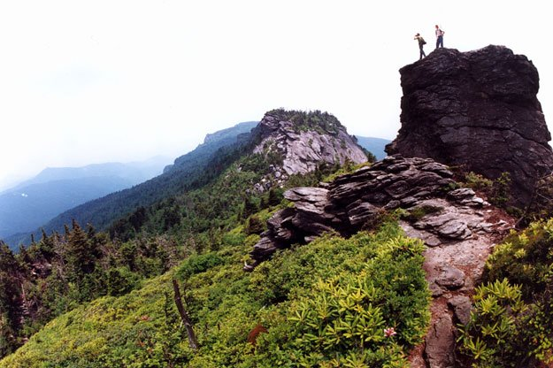 Grandfather Mtn