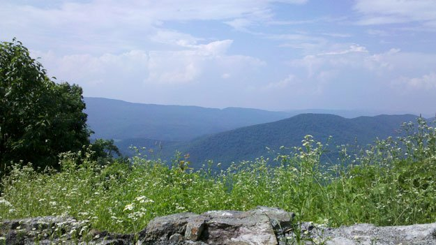 Potts Mountain
