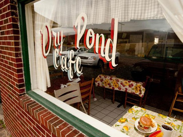 Dry Pond Cafe