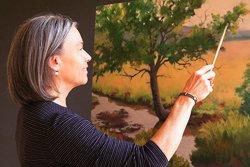 Sharon Morris Kincheloe, Painter