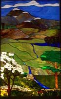 Chris Stevenson, Stained Glass Artist