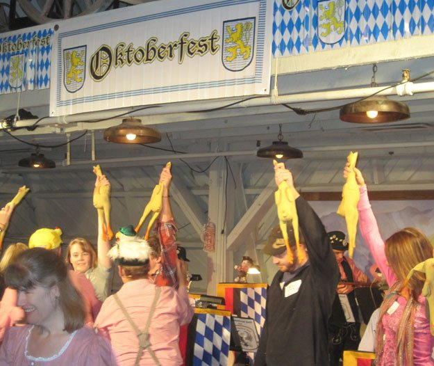 Mountain Lake Oktoberfest