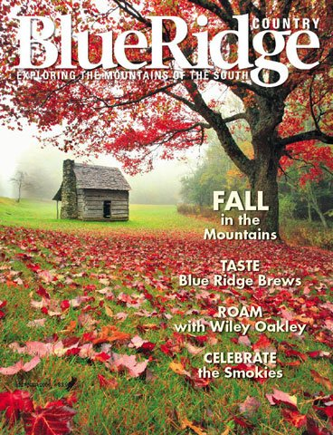 Blue Ridge Fall Cover