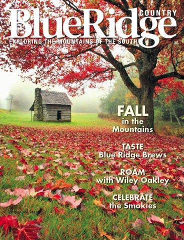 Blue Ridge Fall Cover