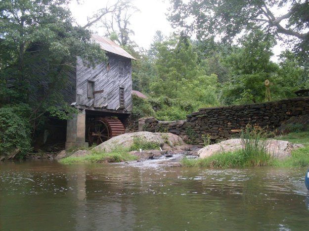 Mill Dog Creek