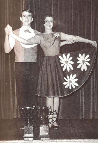 David Tate and Freida Julian