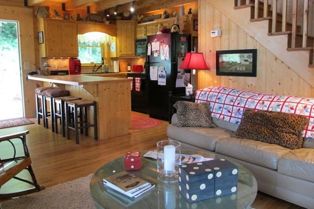 Cabin at Mill Pond 3