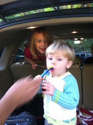 Kurt's Hike: Oct. 14, 2012