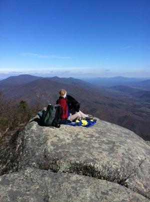 Kurt's Hike: Nov. 3, 2012