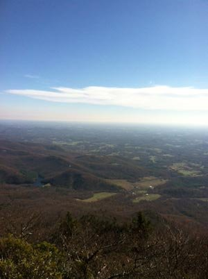 Kurt's Hike: Nov. 3, 2012