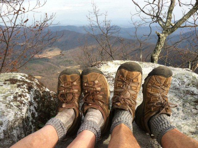 Kurt's Hikes: Dec. 8, 2012