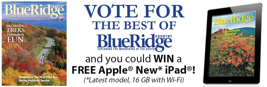 Vote for the Best of BRC and Win!
