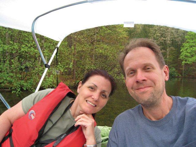 Breaks Interstate Park Paddle Boat