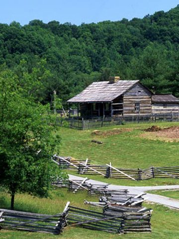 The McKenzie Cabin at Mountain HomePlace