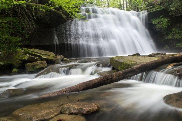 Little Stoney Falls