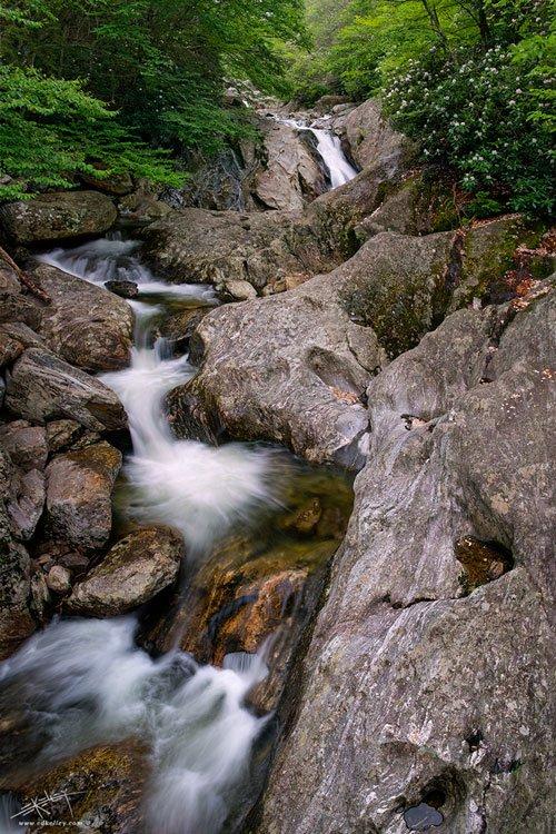 Single Arch Falls