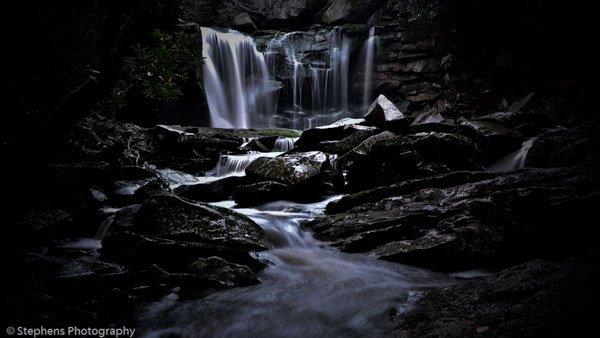 Elakala Falls