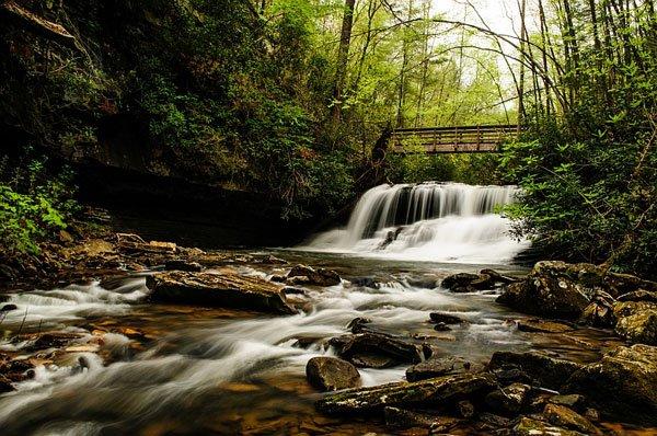 Middle Stoney Falls
