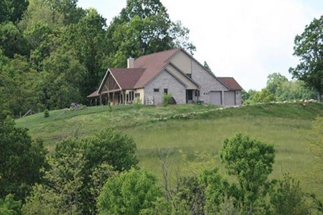 Mountain Home for Sale 1