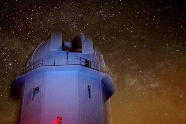 Fan Mountain Observatory