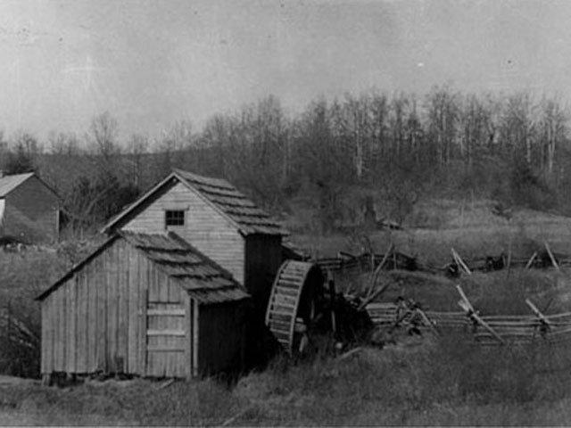 Mabry Mill Decline