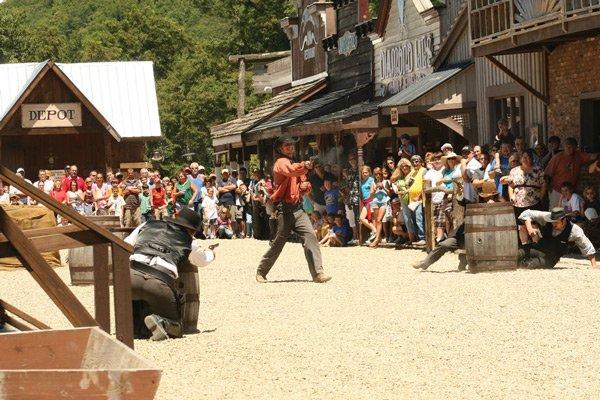 Cowboy Gunfights