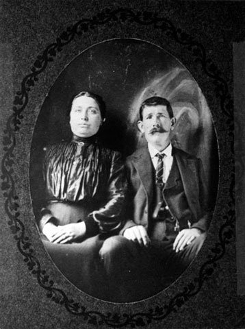 Ed and Lizzie Mabry