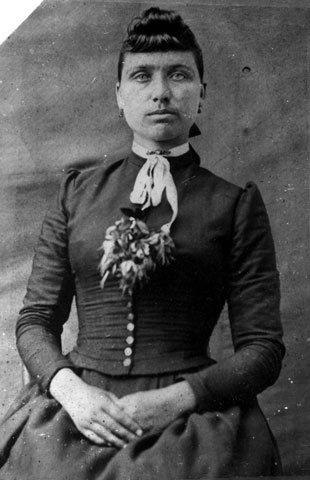 Young Lizzie DeHart