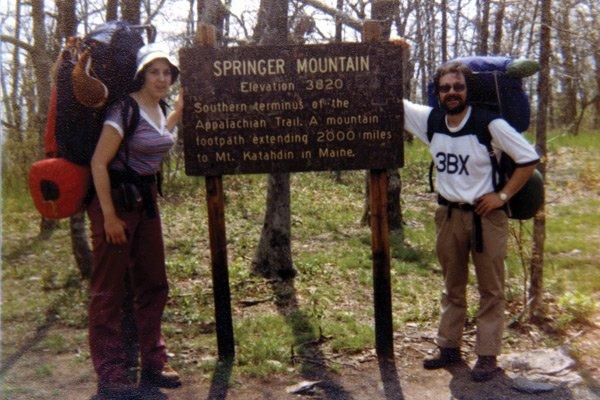 AT Hike 1980