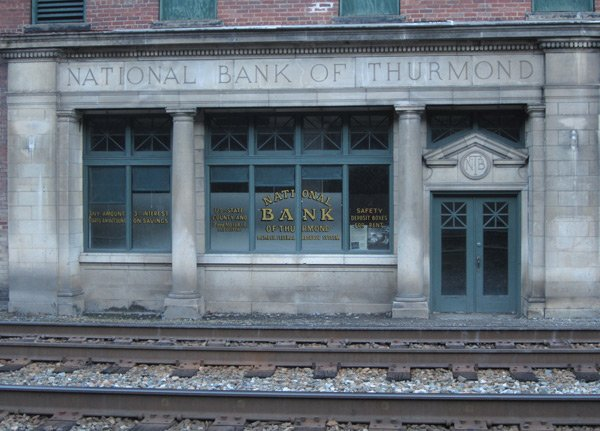 National Bank of Thurmond
