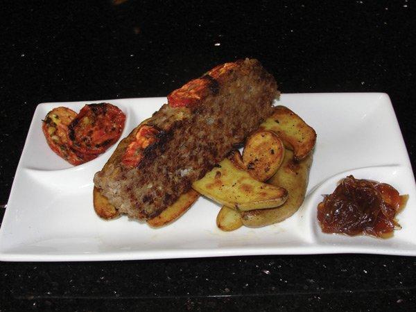 Bistro Meatloaf