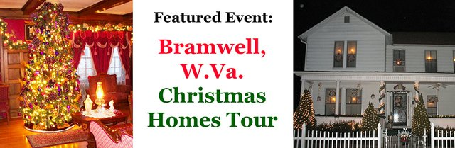 Bramwell Christmas Home Tour