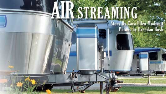 Air Streaming
