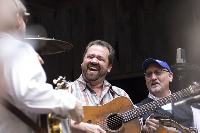 Dan Tyminski and the Soggy Bottom Boys