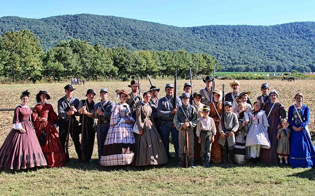 A family affair at the Battle of Chickamauga