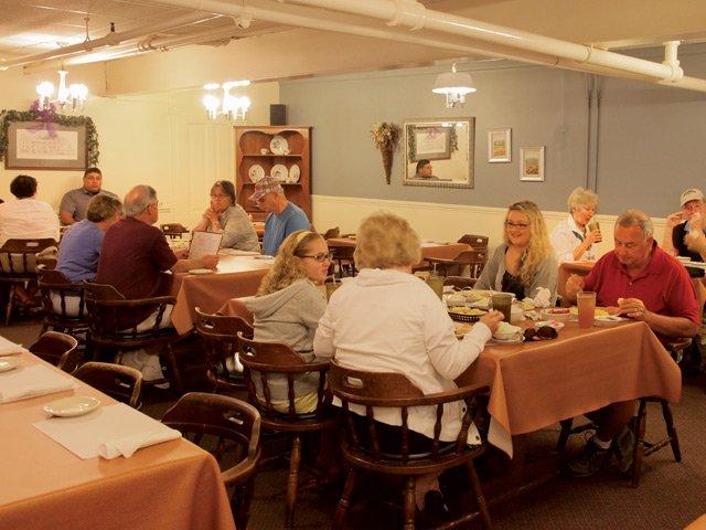 Jarrett House Dining Room