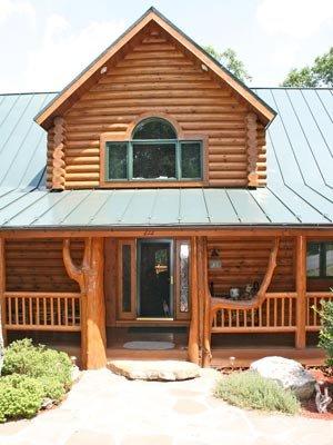 Unique Log Cabin 3