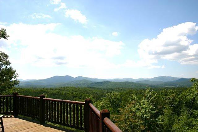 Mountain Top Cabin Rentals: Stunning Views