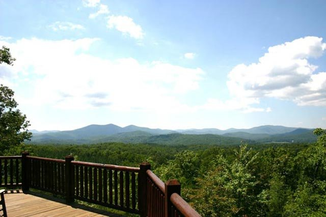 Mountain Top Cabin Rentals: Stunning Views