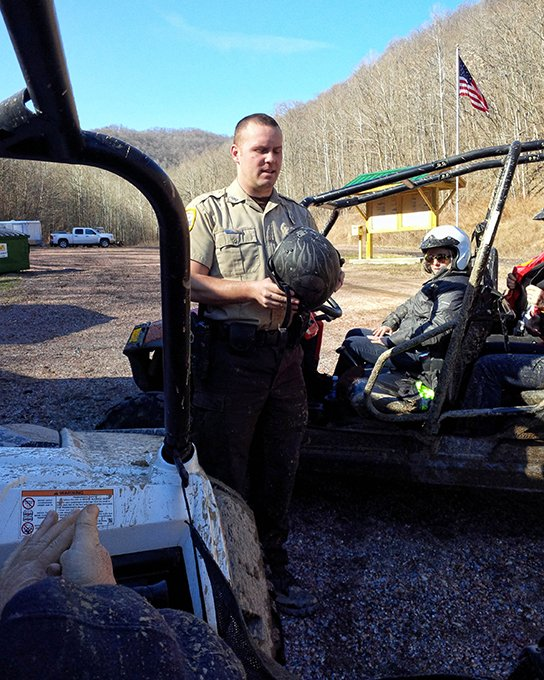 Seeing Southern: The Hatfield McCoy Trails