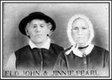 John Baptist Ferrell and Jenny Taylor Ferrell.
