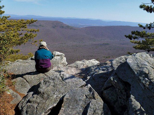 White Rock Cliff