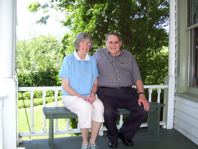Louise and Bill Harris
